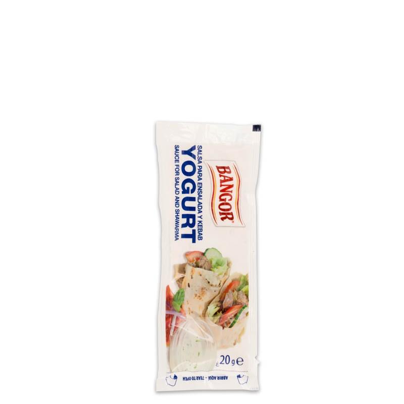 Aliño Yogurt bolsita monodosis 20 g
