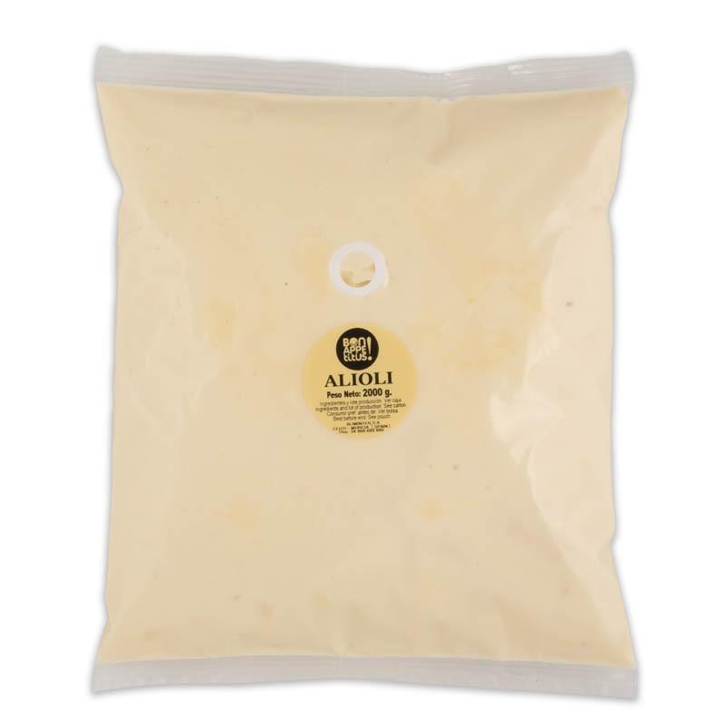 Alioli pouch/bolsa 2 kg