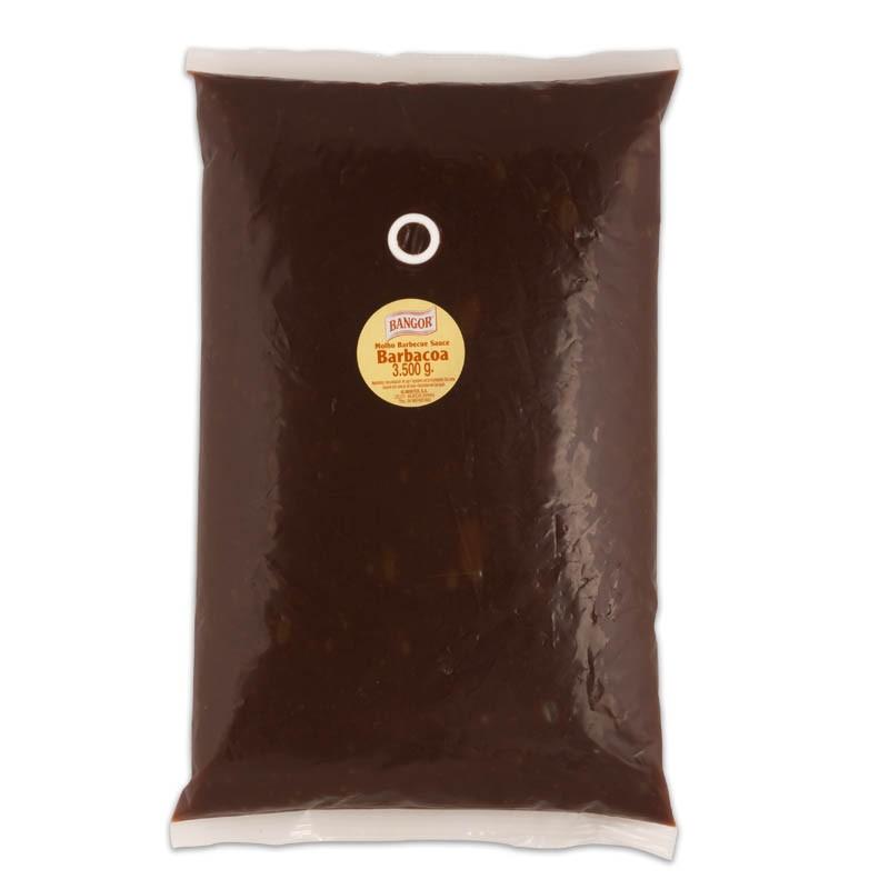 Salsa Barbacoa pouch/bolsa 3.500 g
