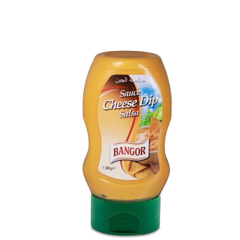 Salsa Cheese dip bot. hércules bocabajo 280 g