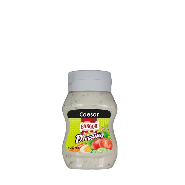 Aliño Caesar PET 250 ml