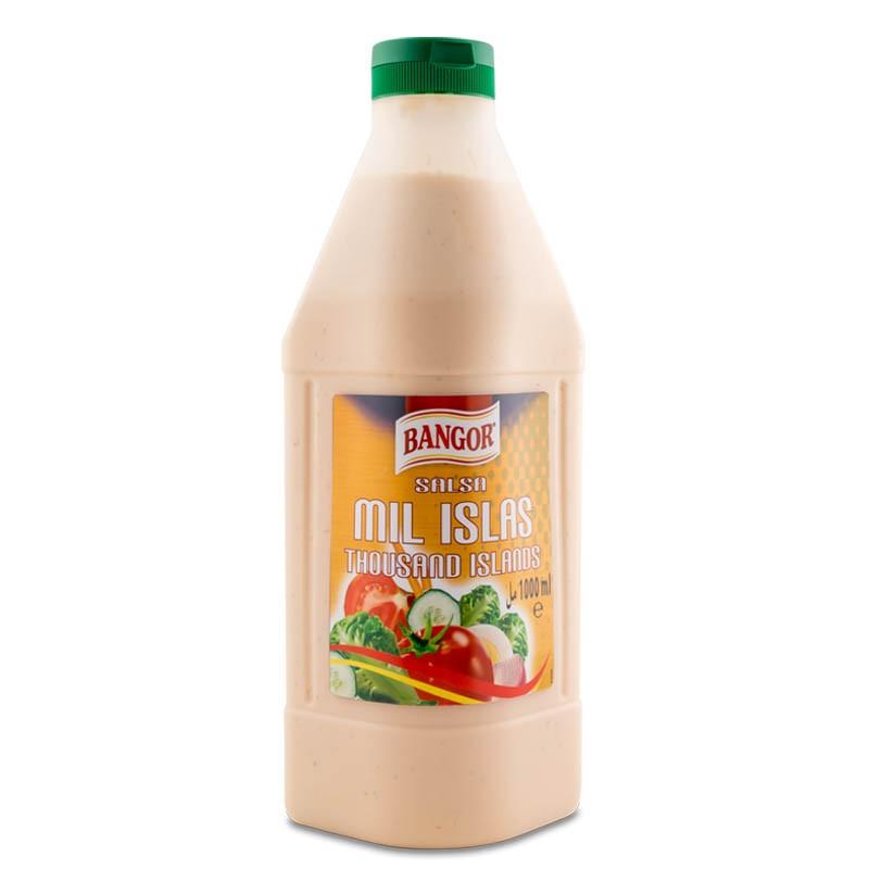 Aliño Mil Islas/Thousand Islands botella 1.000 ml