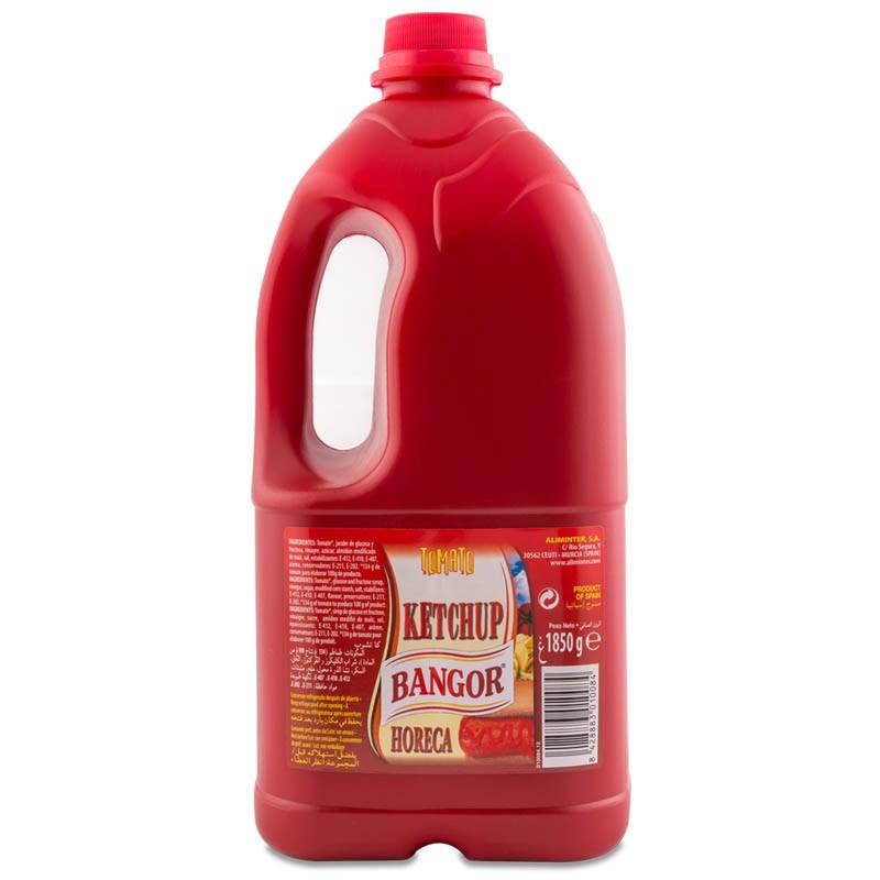 Ketchup Horeca garrafa 2 kg