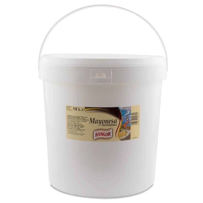 Mayonesa Pasteurizable cubo 10 L