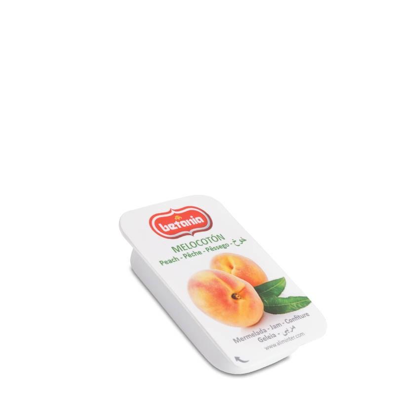 Mermelada Melocotón tarrina 20 g