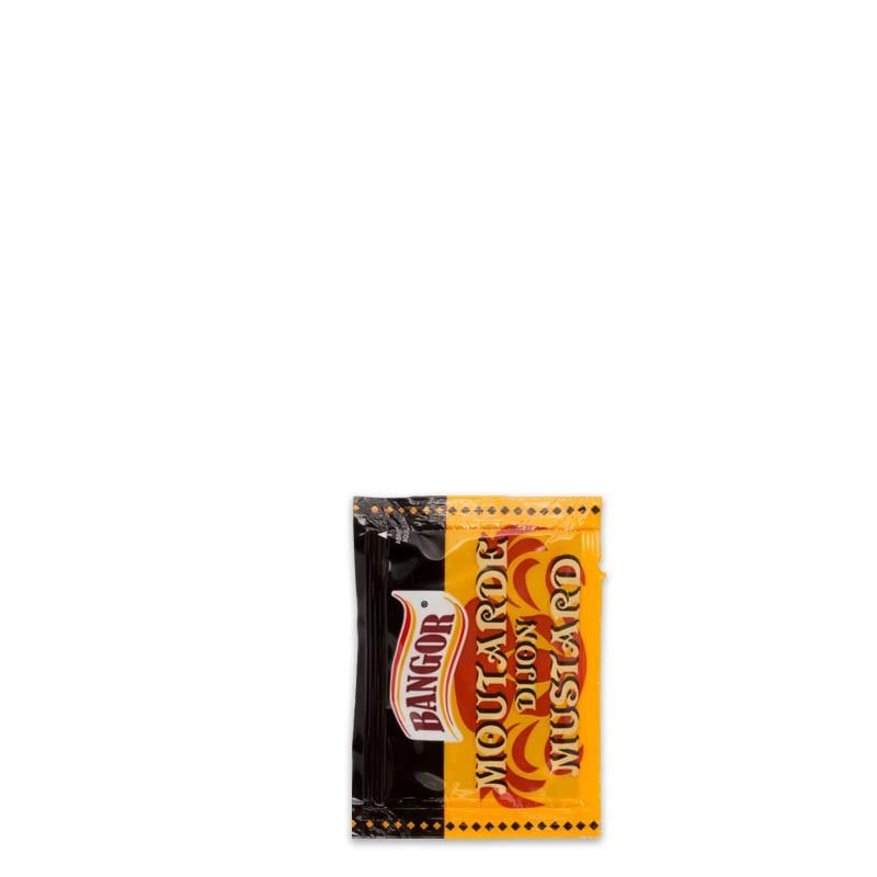 Mostaza Dijon bolsita monodosis 5 g
