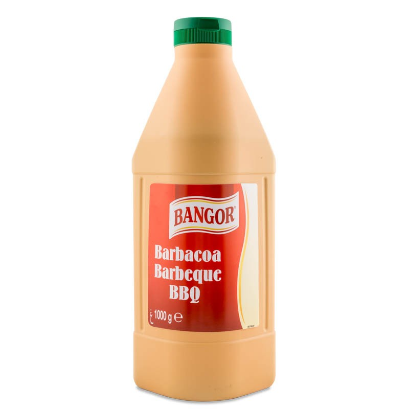 Salsa Barbacoa botella 1.000 ml