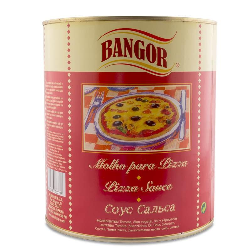 Salsa Pizza Lata A10 2.500 g