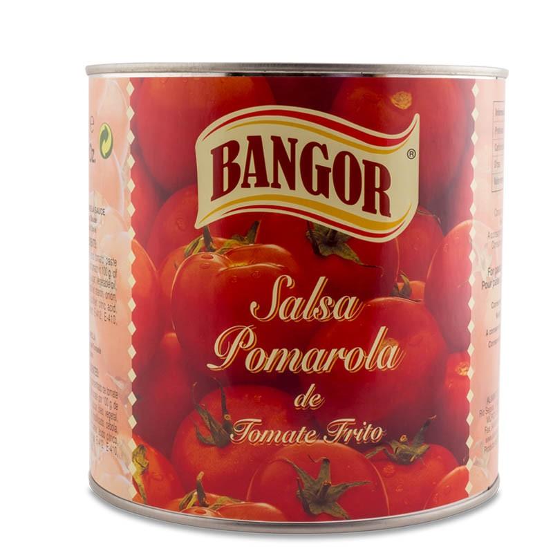 Salsa Pomarola/Tomate Frito lata 3 kg