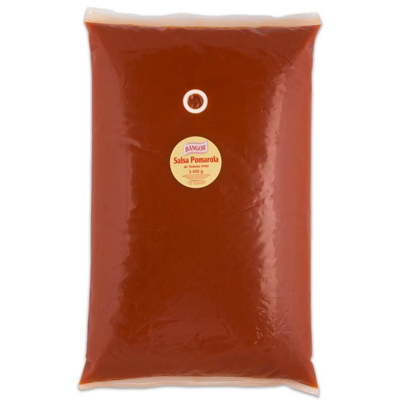 Salsa Pomarola /Tomate Frito pouch/bolsa 3.400 g