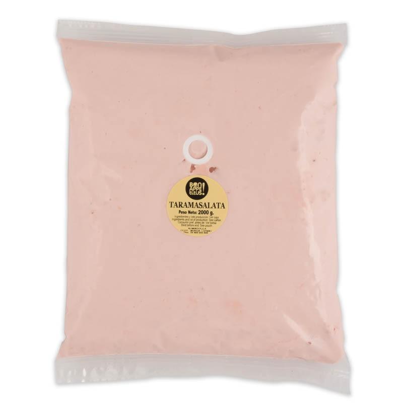 Taramasalata pouch/bolsa 2 kg