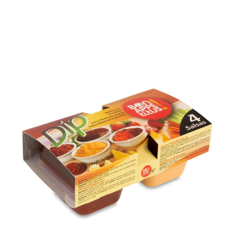 Tex Mex pack duo 2 (2x55 g)