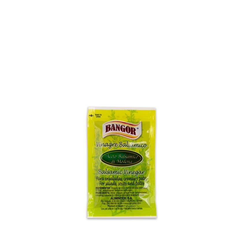 Vinagre Balsamico bolsita monodosis 5 ml
