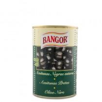 Aceitunas Negras Enteras lata 1/2 kg