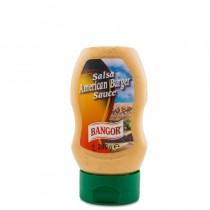 Salsa American Burger botella hércules bocabajo 280 g