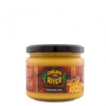 Cheese dip tarro cristal 300 g