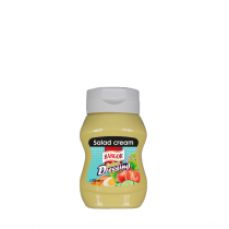 Aliño Salad Cream. Bote PET cristal. 250 ml