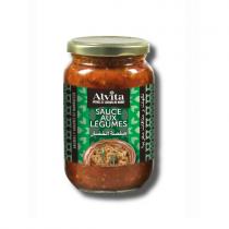 Salsa Verduras (Sauce aux légumes) - tarro A370