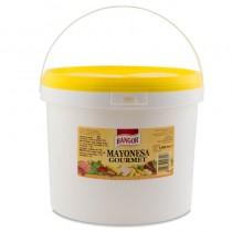 Mayonesa Gourmet cubo 5.000 ml