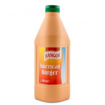 Salsa American Burger botella 1.000 ml