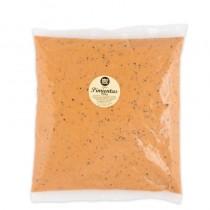 Salsa Pimientas pouch/bolsa 1,5 kg