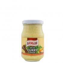 Salsa Curry tarro cristal 225 ml