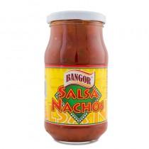 Salsa Nachos tarro cristal 460 g