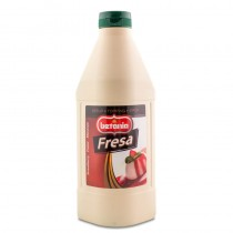 Sirope de Fresa botella 1.200 g