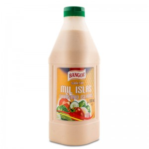 Aliño Mil Islas botella 1.000 ml