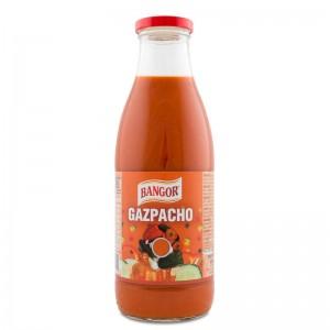 Gazpacho botella cristal 1 L