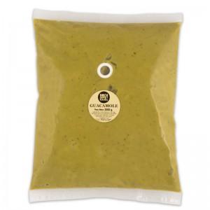 Guacamole pouch/bolsa 2 kg