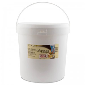 Mayonesa Pasteurizable cubo 10 L