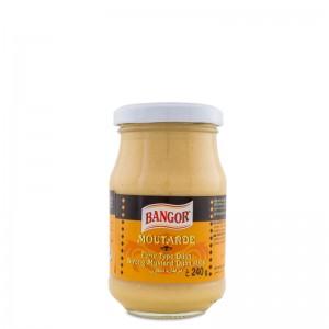 Mostaza Dijon tarro cristal 240 g