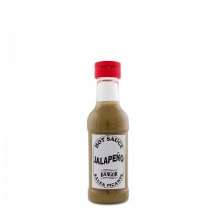 Salsa Picante Jalapeño Verde botella PET 90 ml