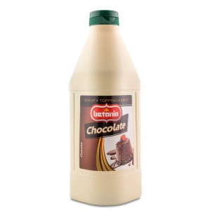 Sirope de Chocolate botella 1.200 g
