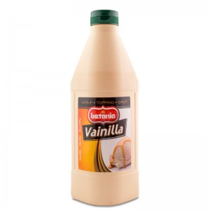 Sirope de Vainilla botella 1.200 g