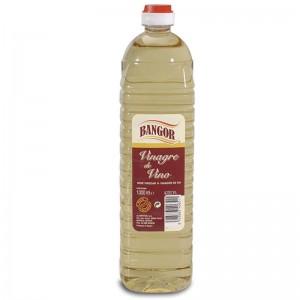 Vinagre de Vino Blanco botella plástico 1.000 ml