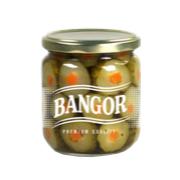 orange pickle chunks