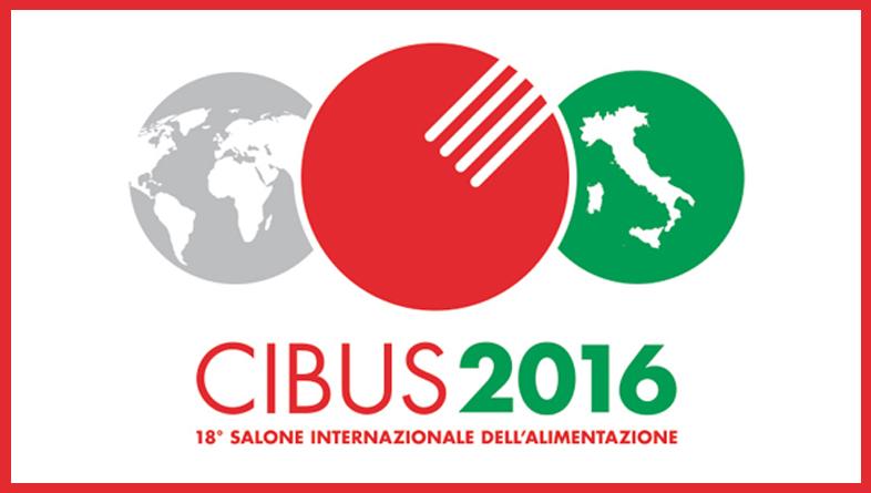 CIBUS 2016, PARMA (ITALIE)
