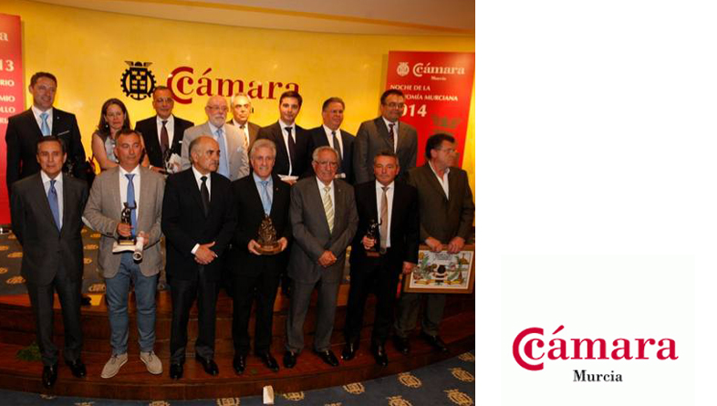 The Murcia Chamber of Commerce granted Aliminter with and export award