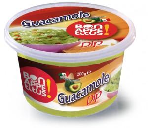 Guacamole. Tarrina 200 g.